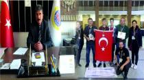 Belediye Başkanı Remzi Kılıçdağı Romanya'da 2. Olan Öğrenciler İçin Tebrik Mesajı Yayınladı