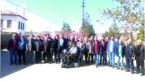 Sızır CHP Belde Başkanı Değişti