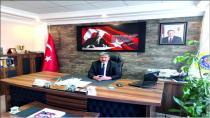 Belediye Başkanı Kılıçdağı'nın Polis Teşkilatı'nın 175.Kuruluş Yıl Dönümü Kutlama Mesajı